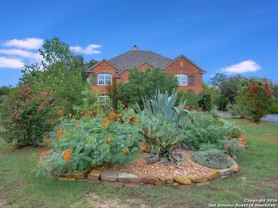 Fair Oaks Ranch Single Family Home New: 31940 Wild Oak Hill