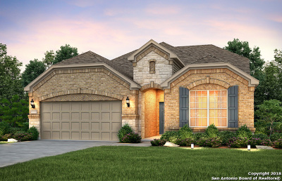 Boerne Single Family Home New: 132 Aberbeen