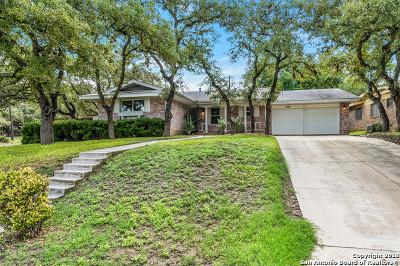 San Antonio Single Family Home New: 3202 Oneida Dr