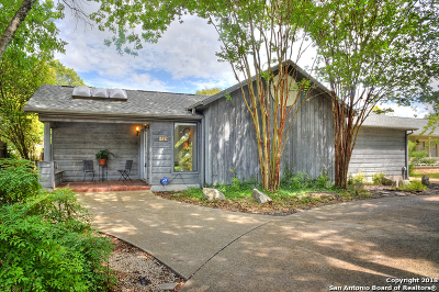 New Braunfels TX Single Family Home New: $649,000