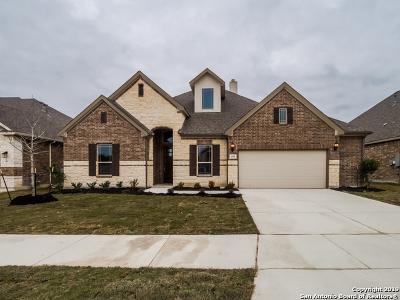 Boerne Single Family Home New: 104 Ravencrest