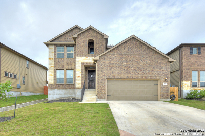Cibolo Single Family Home For Sale: 253 Prairie Vis