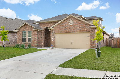 Guadalupe County Single Family Home New: 220 Albarella