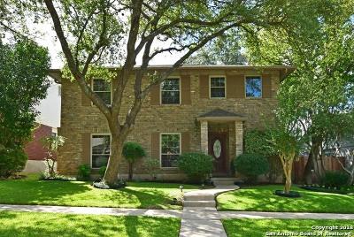 San Antonio Single Family Home New: 5762 Cedar Cove