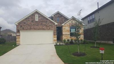 San Antonio Single Family Home New: 9818 Bricewood Oak