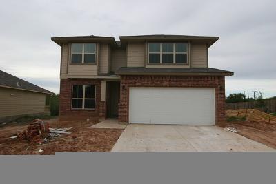 San Antonio Single Family Home New: 5723 Abiding Way