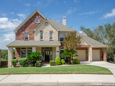 San Antonio Single Family Home New: 3415 Edge View