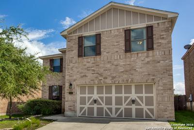 San Antonio Single Family Home New: 1502 Saddle Blanket