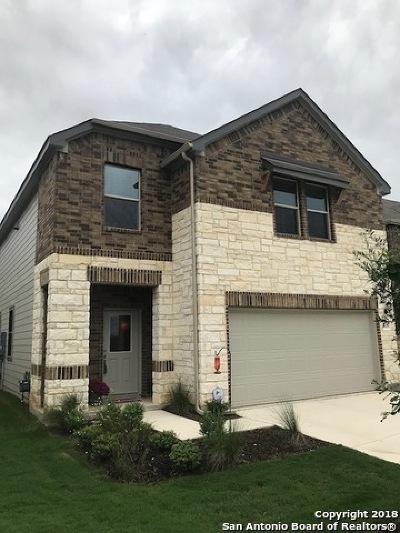 San Antonio Single Family Home New: 5626 Burr Bluff