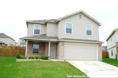 San Antonio Single Family Home New: 13310 Lavel Spring