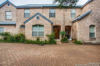 San Antonio Single Family Home New: 114 Oakwell Farms Pkwy