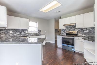 San Antonio Single Family Home New: 15006 Digger Dr
