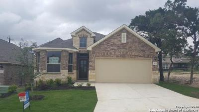 Helotes Single Family Home For Sale: 10233 Bricewood Pl.