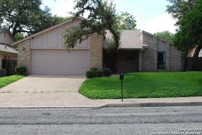 San Antonio Single Family Home New: 10327 Mount Michelle St