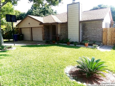 San Antonio Single Family Home New: 9506 Woodland Hills