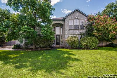 San Antonio Single Family Home New: 8416 Traciney Blvd