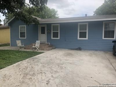 San Antonio Single Family Home New: 910 La Manda Blvd