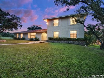 Helotes Single Family Home For Sale: 18561 Bandera Rd
