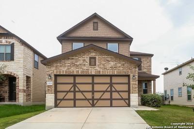 San Antonio Single Family Home New: 13118 Stetson Trl
