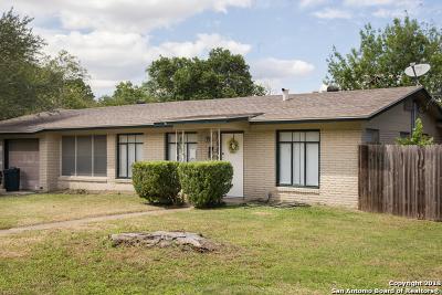 San Antonio Single Family Home New: 359 Maplewood Ln