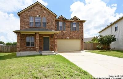 San Antonio Single Family Home New: 4906 Larkhill Farm