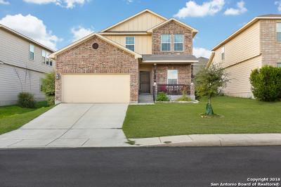San Antonio Single Family Home New: 11415 Dodson Trail