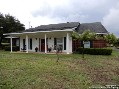 Boerne Single Family Home New: 107 Wollschlaeger Dr.