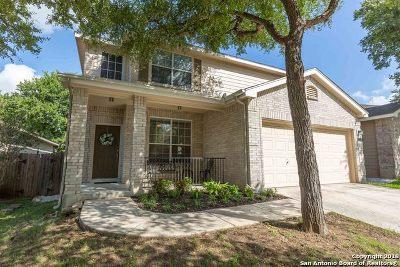 San Antonio Single Family Home New: 5523 Arcadia Park