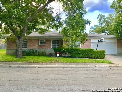 San Antonio Single Family Home New: 507 Faith Dr