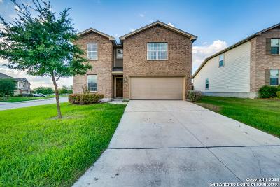 San Antonio Single Family Home New: 6003 Caramel Way