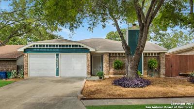 San Antonio Single Family Home New: 9623 Clear Falls