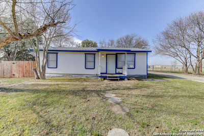 Guadalupe County Single Family Home New: 208 Lieck St