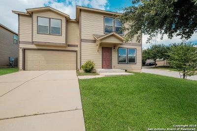 San Antonio Single Family Home New: 9303 Spruce Crest
