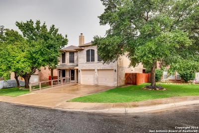 San Antonio Single Family Home New: 1314 Whitegate