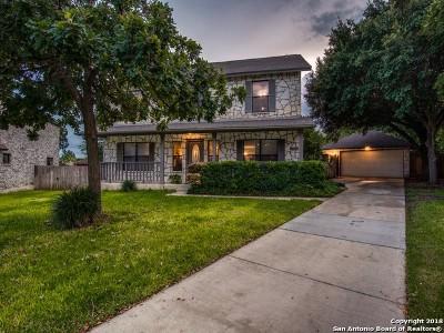 San Antonio Single Family Home New: 9622 Elmfield Pl
