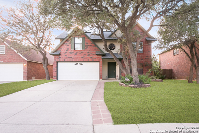San Antonio Single Family Home New: 18203 Redriver Sky