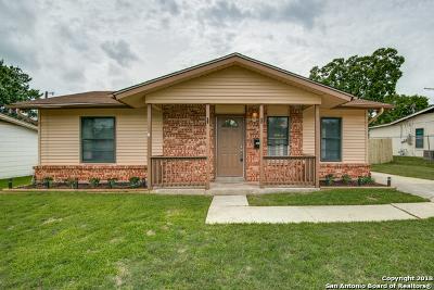 San Antonio Single Family Home New: 3422 Kildare Ave