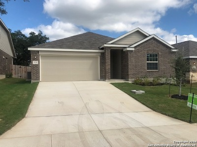 Bulverde TX Single Family Home New: $261,499