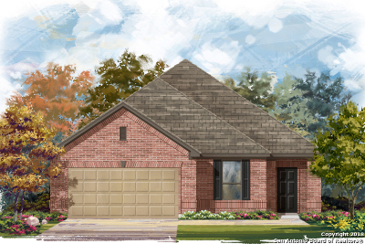 Converse Single Family Home New: 9418 Copperway