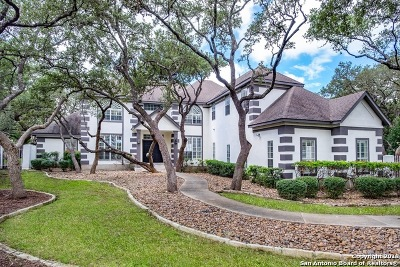 Bexar County Single Family Home New: 330 Branch Oak Way