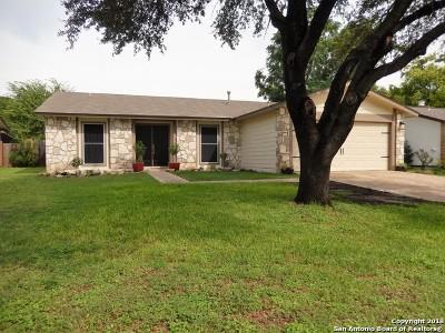 San Antonio Single Family Home New: 2815 Meadow Bea
