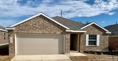 Bulverde TX Single Family Home New: $264,499