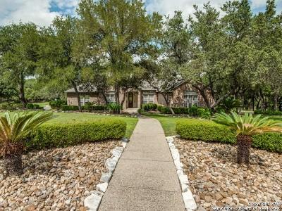 San Antonio Single Family Home New: 9411 Del Mar Circle