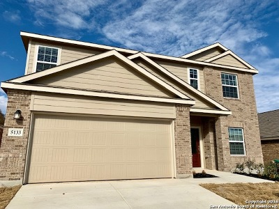 Bulverde TX Single Family Home New: $281,499