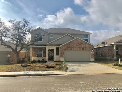 Bulverde Single Family Home New: 5126 Blue Ivy