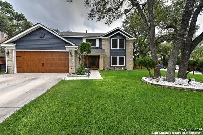 San Antonio Single Family Home New: 7402 Waketon