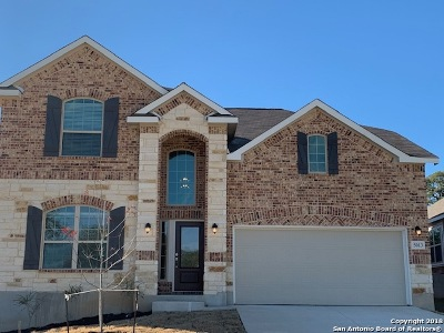 Bulverde Single Family Home New: 5013 Blue Ivy