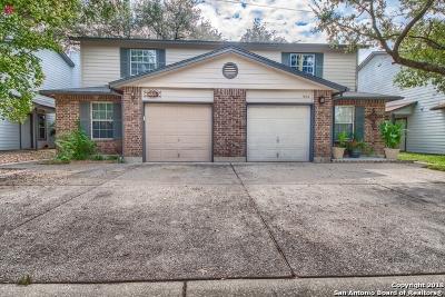 San Antonio TX Single Family Home New: $155,000