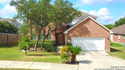 Helotes Single Family Home For Sale: 15515 Portales Pass