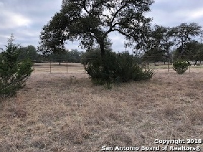 Blanco TX Residential Lots & Land For Sale: $35,000